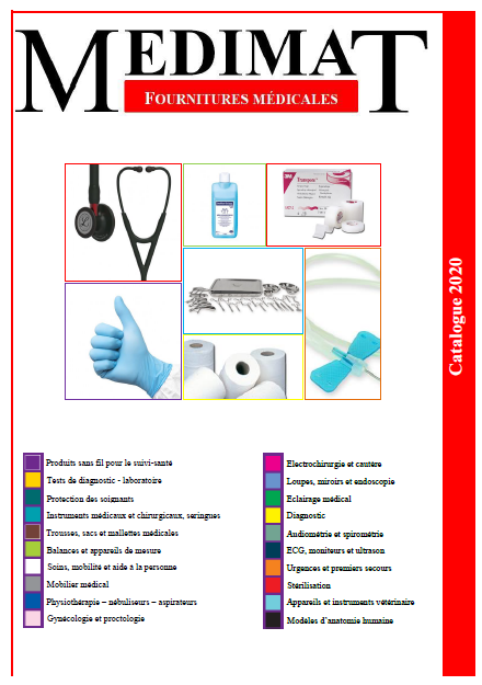 Catalogue international Medimat
